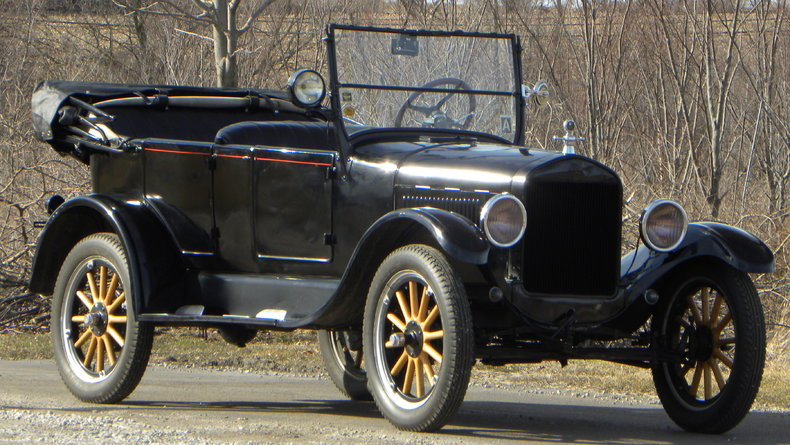 1926 Ford Model T Image 10