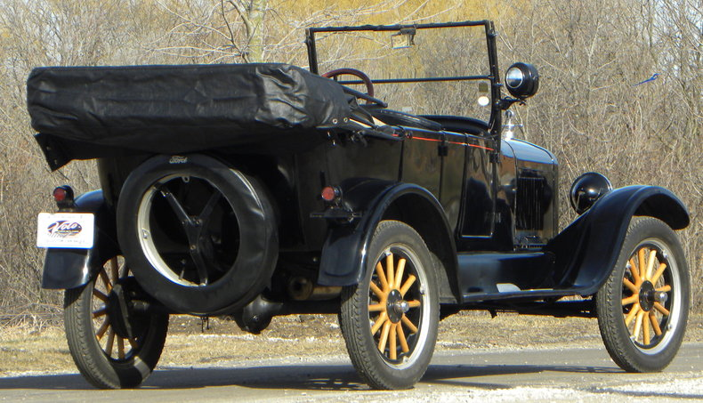 1926 Ford Model T Image 12