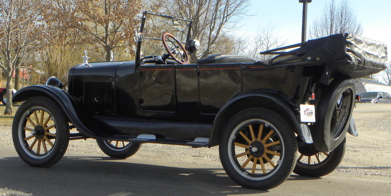 1926 Ford Model T Image 19