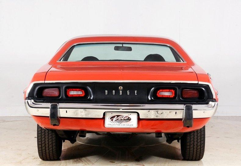 1973 Dodge Challenger Image 25