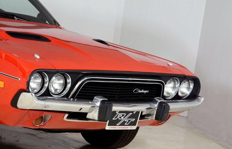 1973 Dodge Challenger Image 54
