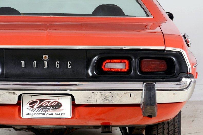 1973 Dodge Challenger Image 66