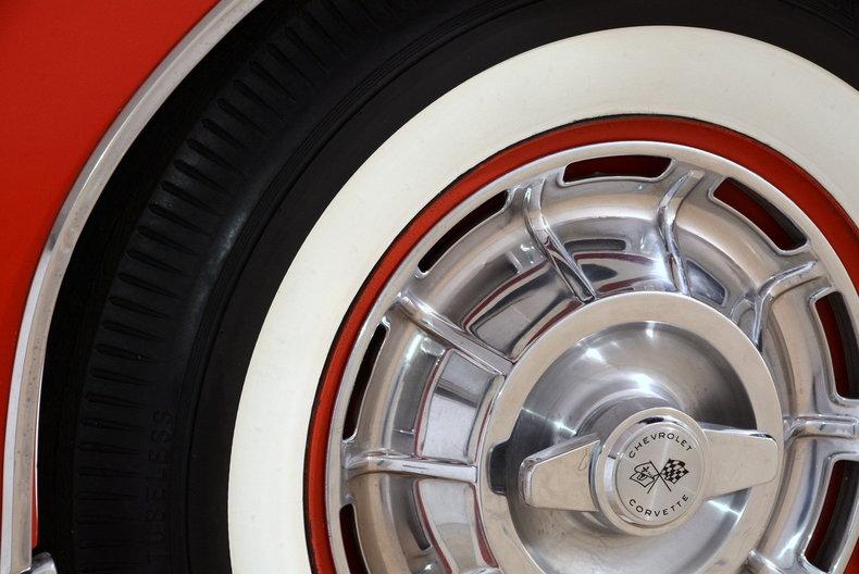 1961 Chevrolet Corvette Image 19