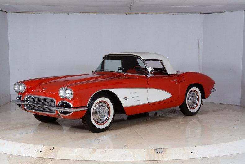 1961 Chevrolet Corvette Image 29
