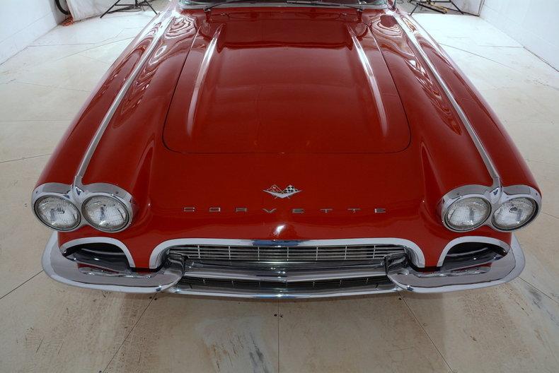 1961 Chevrolet Corvette Image 36