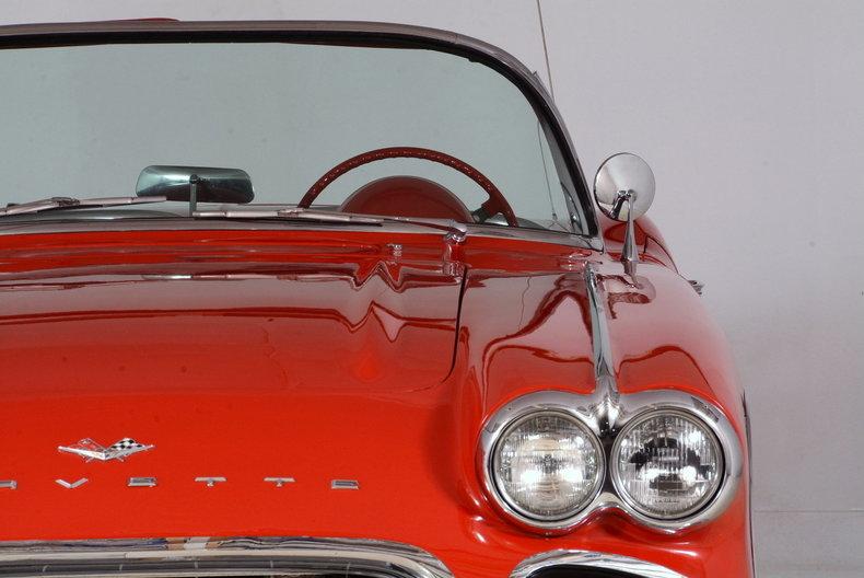 1961 Chevrolet Corvette Image 48