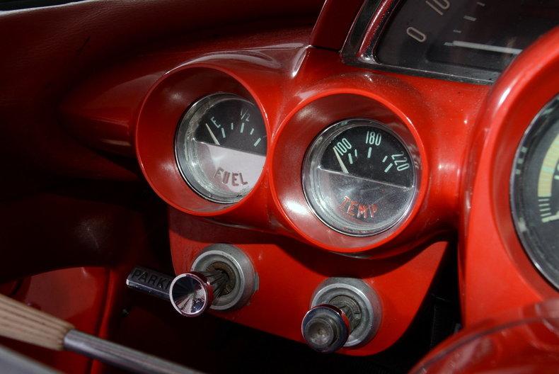 1961 Chevrolet Corvette Image 50