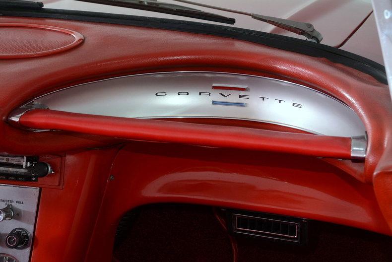 1961 Chevrolet Corvette Image 55