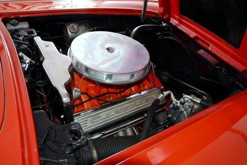 1961 Chevrolet Corvette Image 57