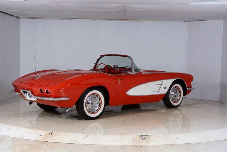 1961 Chevrolet Corvette Image 66