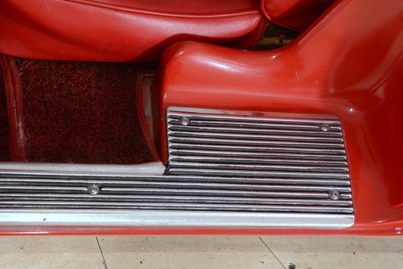 1961 Chevrolet Corvette Image 77