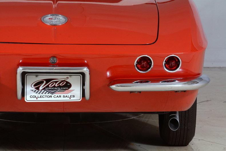 1961 Chevrolet Corvette Image 81