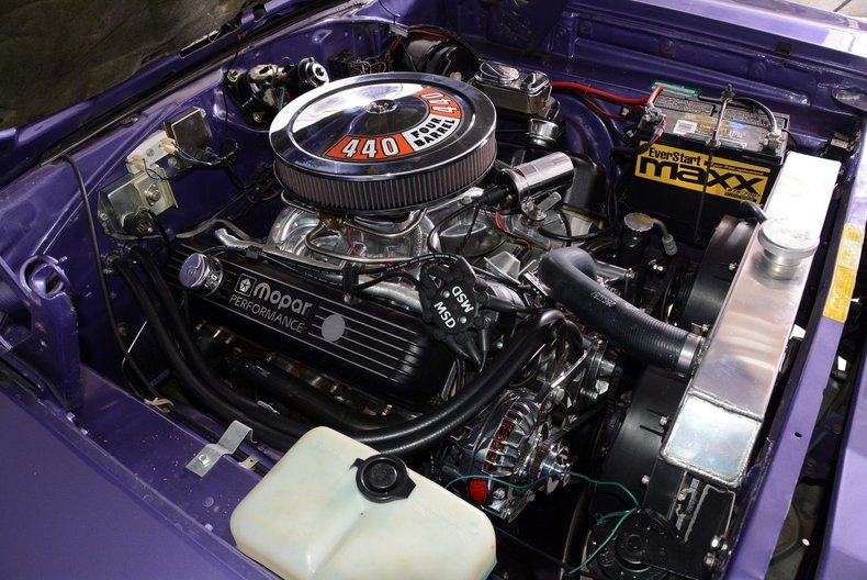 1970 Plymouth Road Runner Image 35