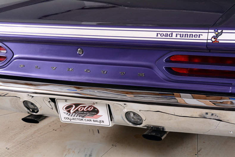 1970 Plymouth Road Runner Image 53