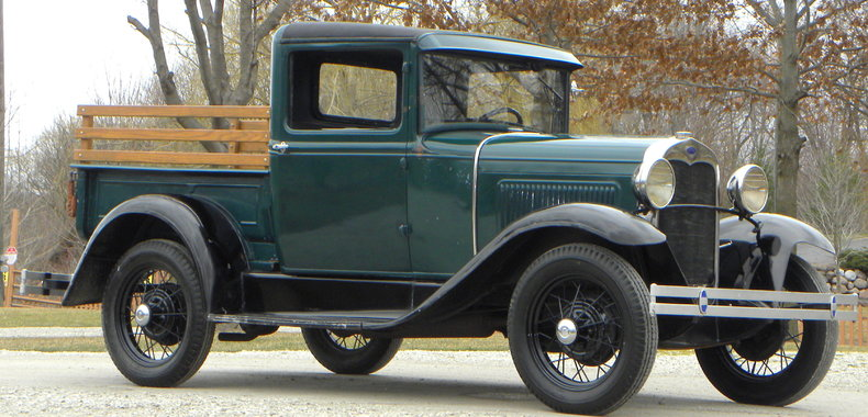 1930 Ford Model A Image 7