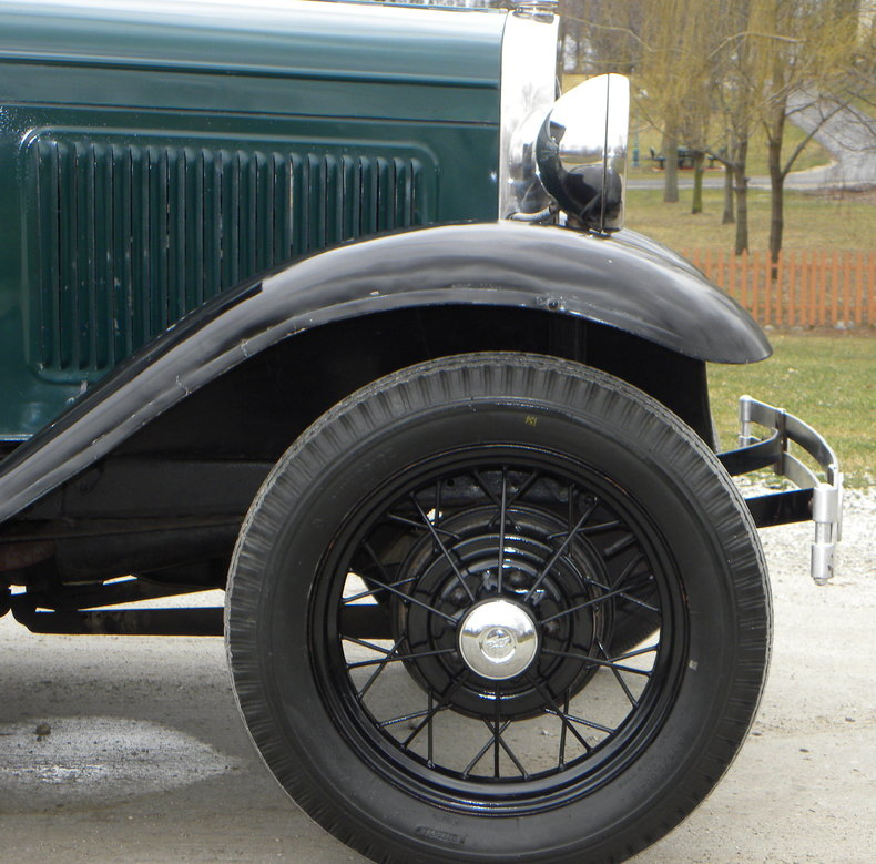 1930 Ford Model A Image 10