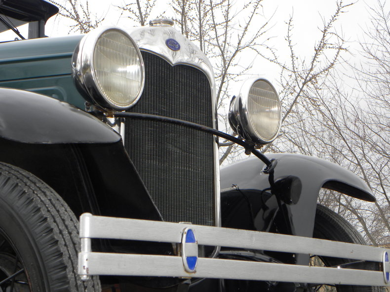 1930 Ford Model A Image 34