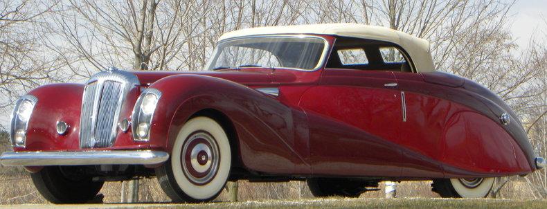 1948 Daimler DE-36 Image 2