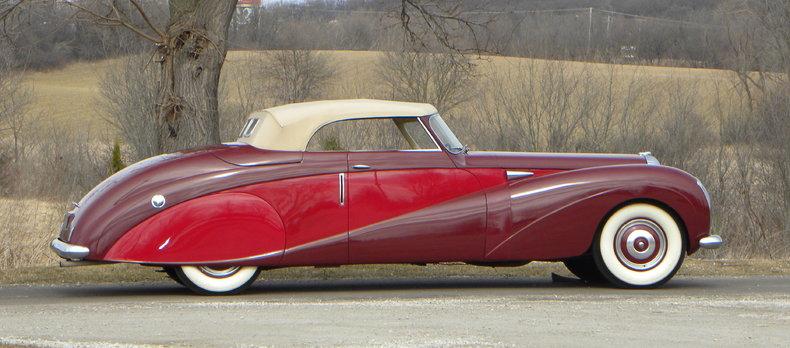 1948 Daimler DE-36 Image 4