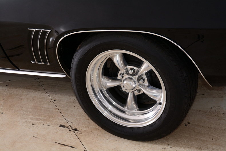 1969 Chevrolet Camaro Image 62