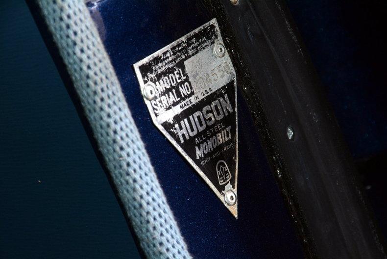 1953 Hudson Hornet Image 50