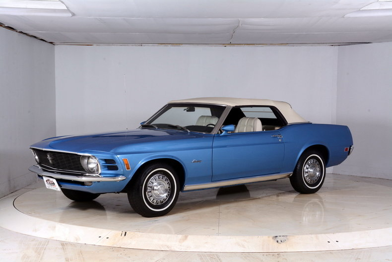 1970 Ford Mustang Image 16