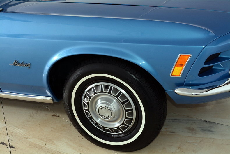 1970 Ford Mustang Image 35