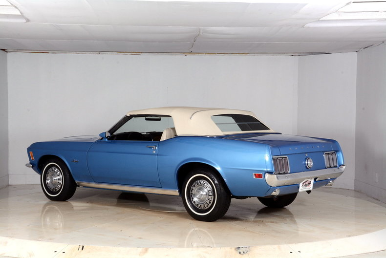 1970 Ford Mustang Image 37