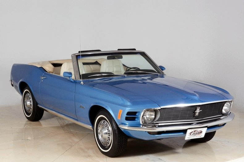 1970 Ford Mustang Image 64