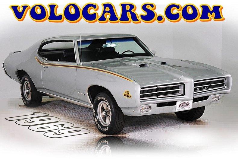 1969 Pontiac GTO Image 54