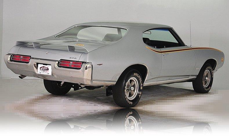 1969 Pontiac GTO Image 3