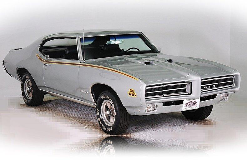 1969 Pontiac GTO Image 15