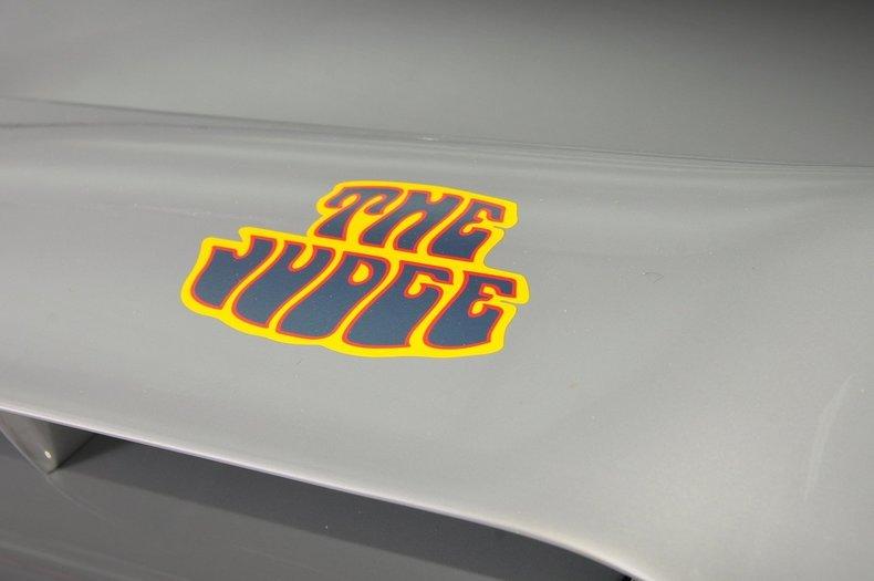 1969 Pontiac GTO Image 50