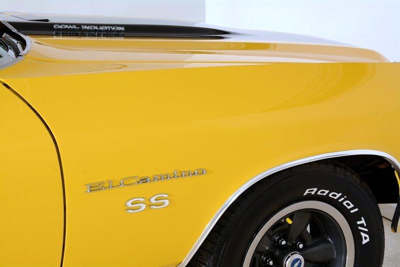 1972 Chevrolet El Camino Image 3