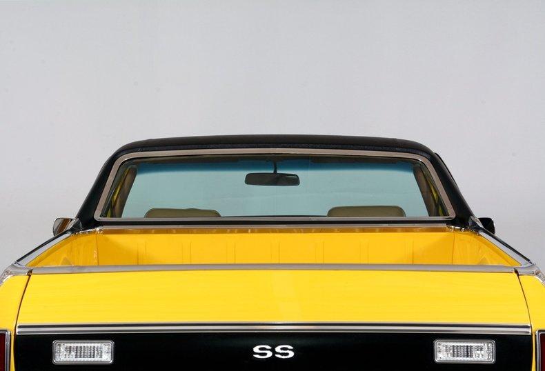 1972 Chevrolet El Camino Image 6