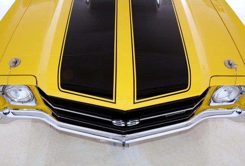 1972 Chevrolet El Camino Image 10