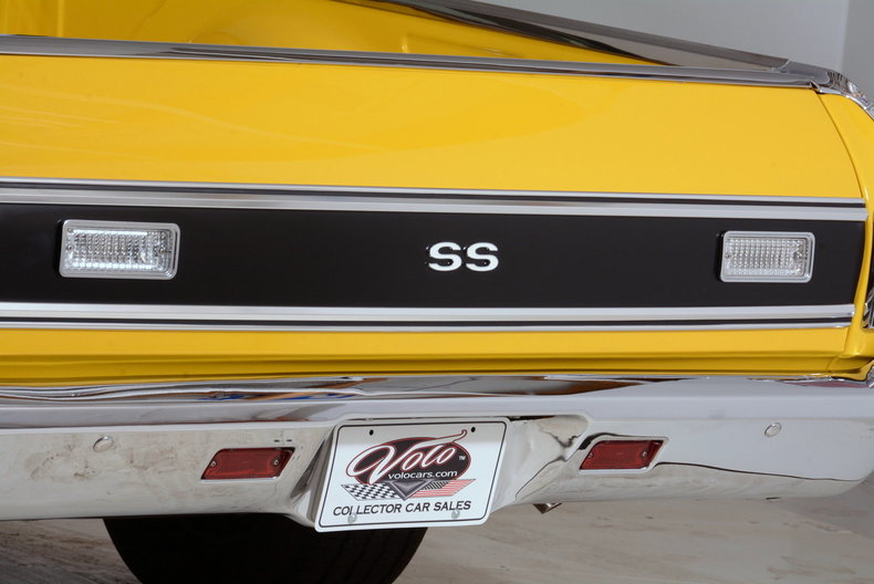 1972 Chevrolet El Camino Image 14