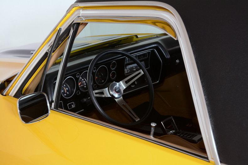 1972 Chevrolet El Camino Image 17