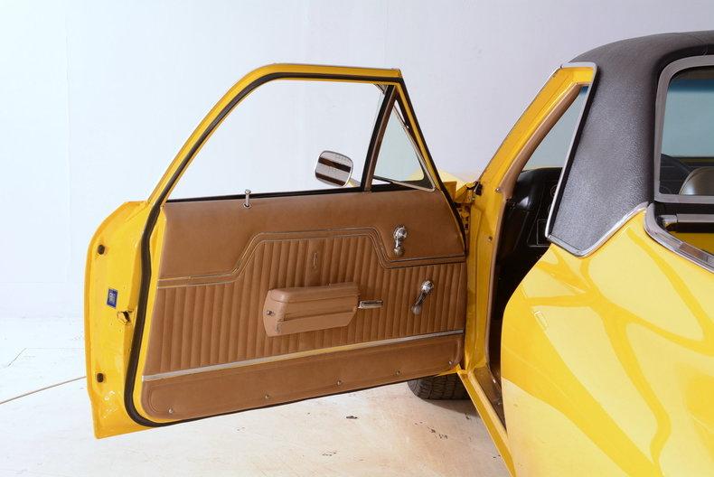 1972 Chevrolet El Camino Image 18