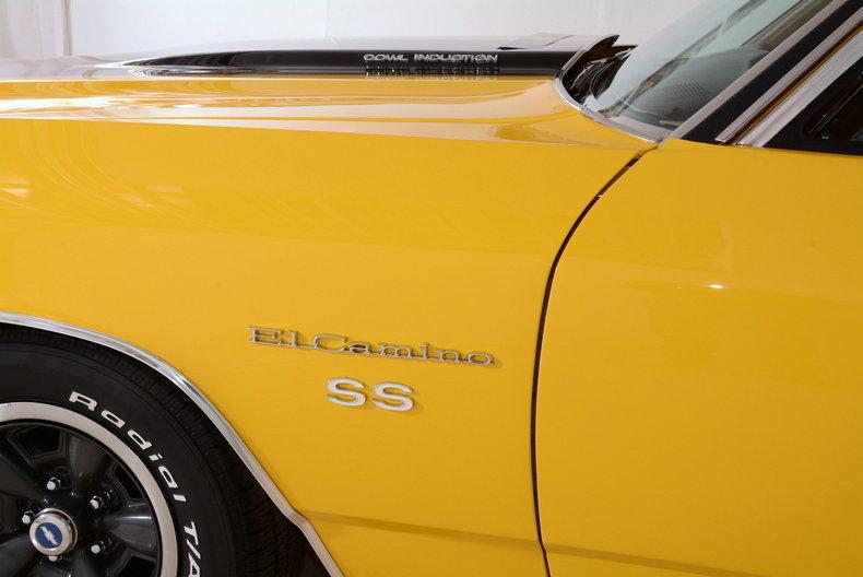 1972 Chevrolet El Camino Image 19
