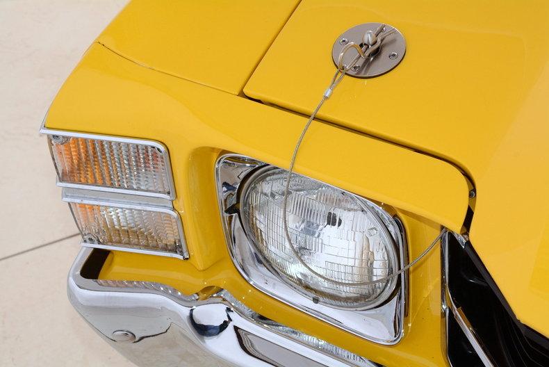 1972 Chevrolet El Camino Image 23