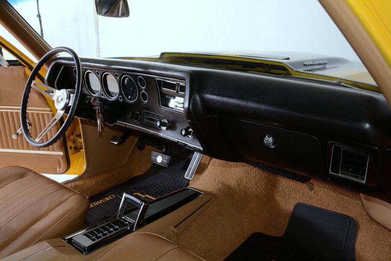 1972 Chevrolet El Camino Image 30