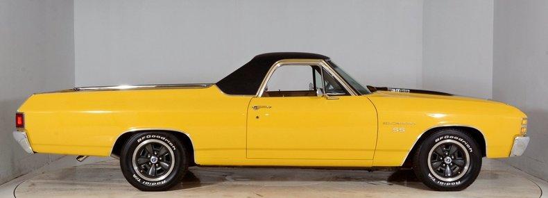 1972 Chevrolet El Camino Image 42