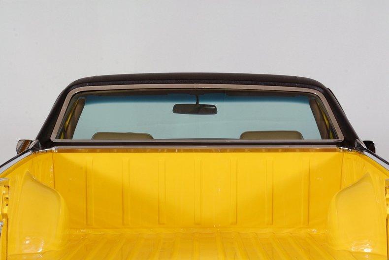 1972 Chevrolet El Camino Image 44