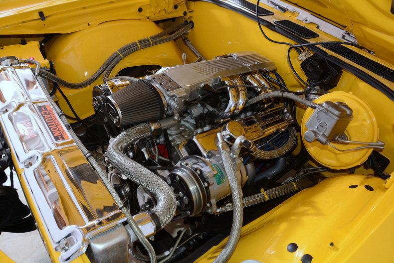 1972 Chevrolet El Camino Image 46
