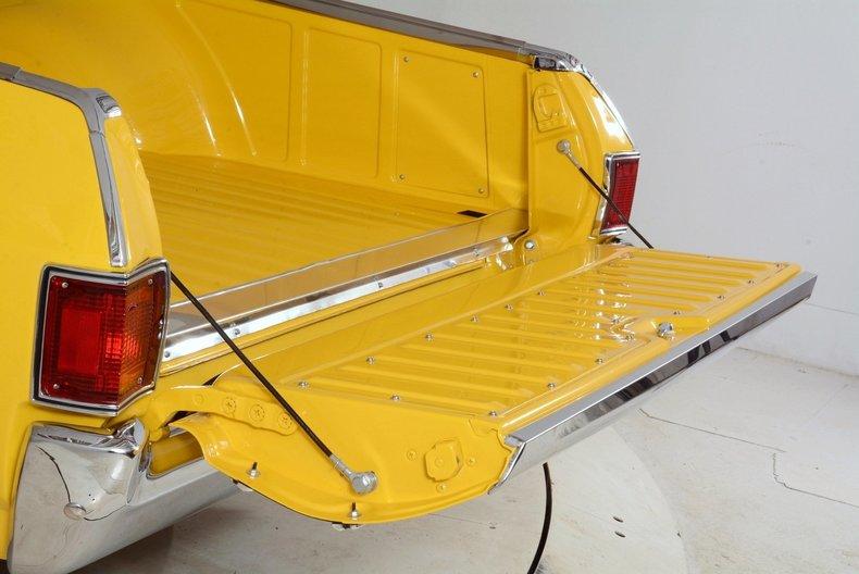 1972 Chevrolet El Camino Image 50