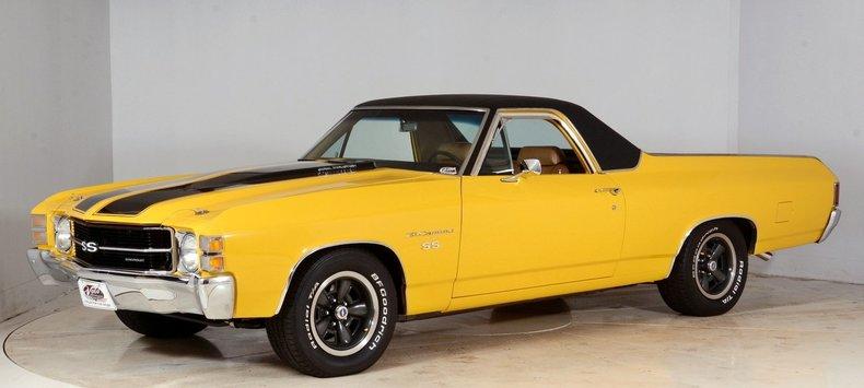 1972 Chevrolet El Camino Image 61