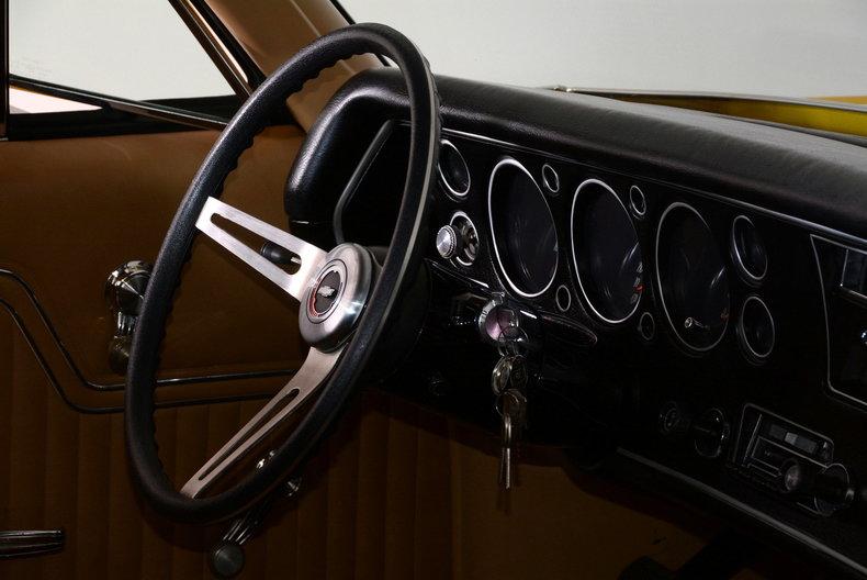 1972 Chevrolet El Camino Image 62