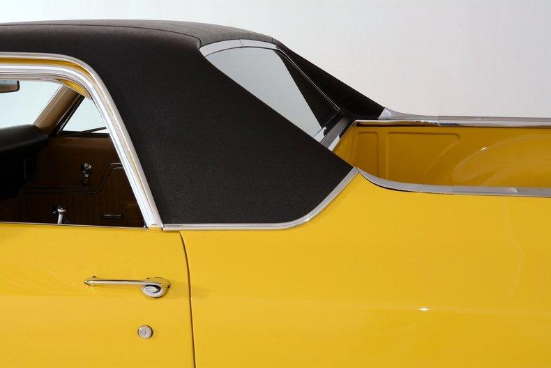 1972 Chevrolet El Camino Image 66