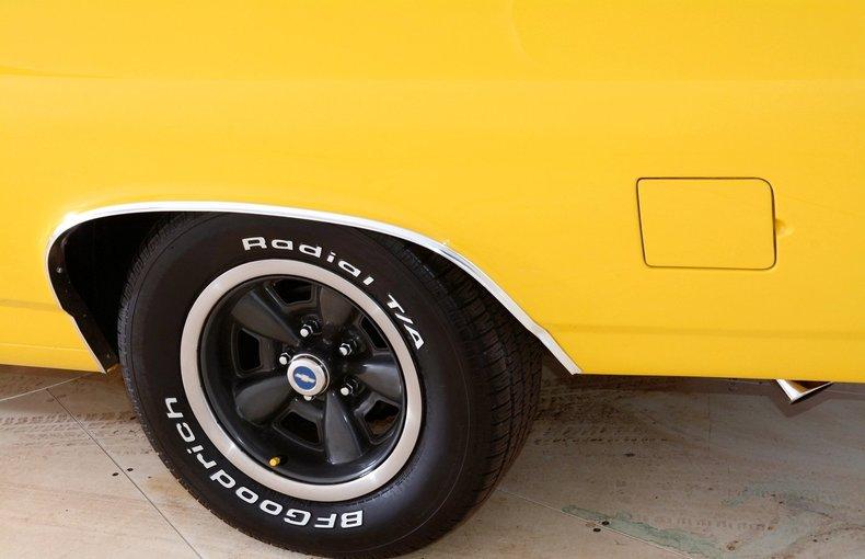 1972 Chevrolet El Camino Image 67